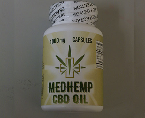 MEDHEMP CBD Oil Capsules by Steffen Chiropractic CBD Products in Gladstone serving the Northland of Kansas City Missouri