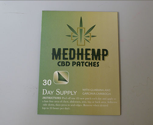 MEDHEMP CBD PATCHES by Steffen Chiropractic CBD Products in Gladstone serving the Northland of Kansas City Missouri